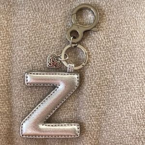 "Brighton Initially Yours Handbag Charm ""Z"""